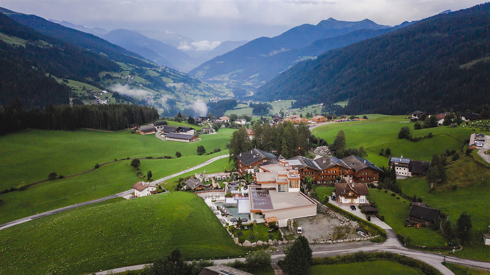 Hotel Plunhof in Ridanna Valley- South Tyrol