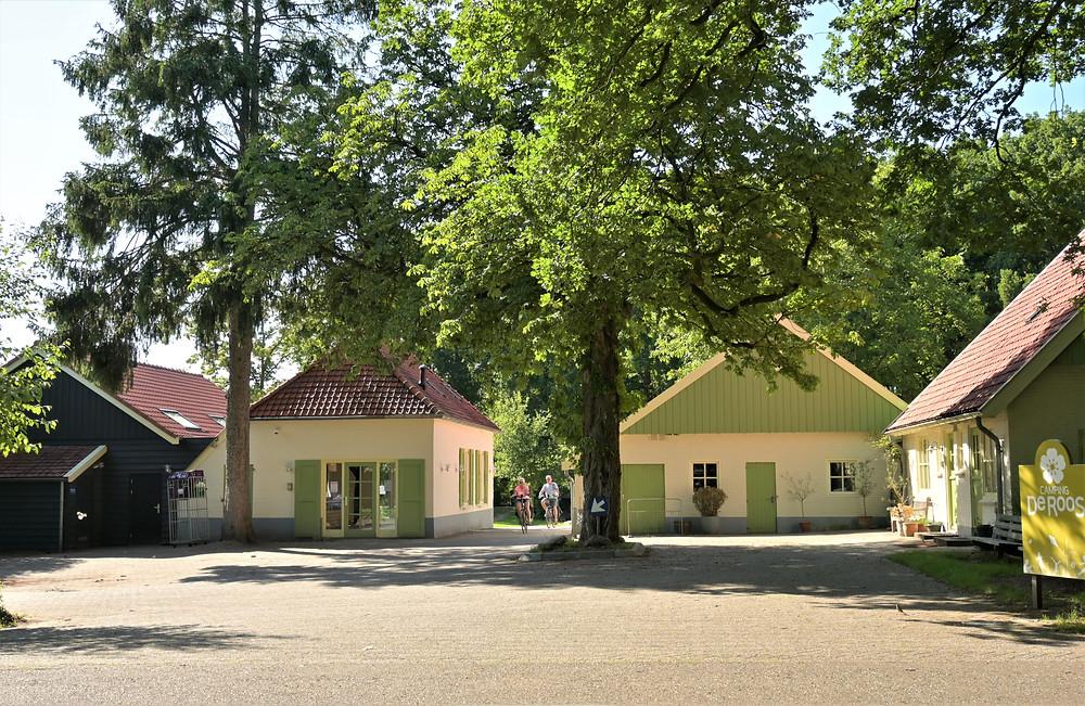 Huttopia Camping de Roos in Overijssel - the Netherlands