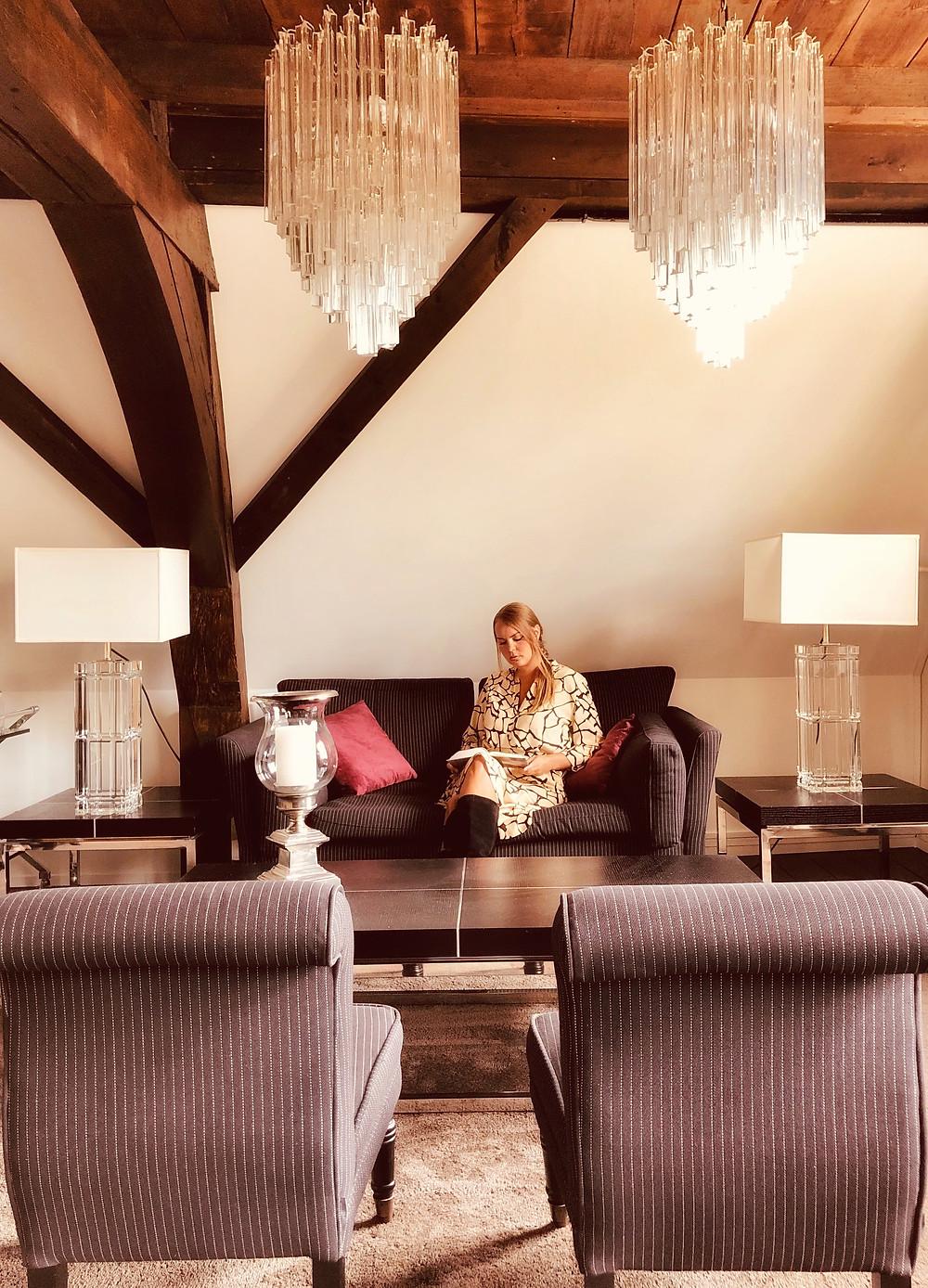 Premium Suite Steenhof Suites Boutique Hotel Leiden
