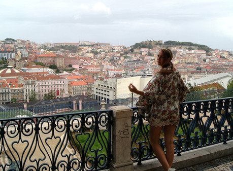 Lisbon-Portugal girlstrip with @AuthenticChica and 10-11 travelsistas