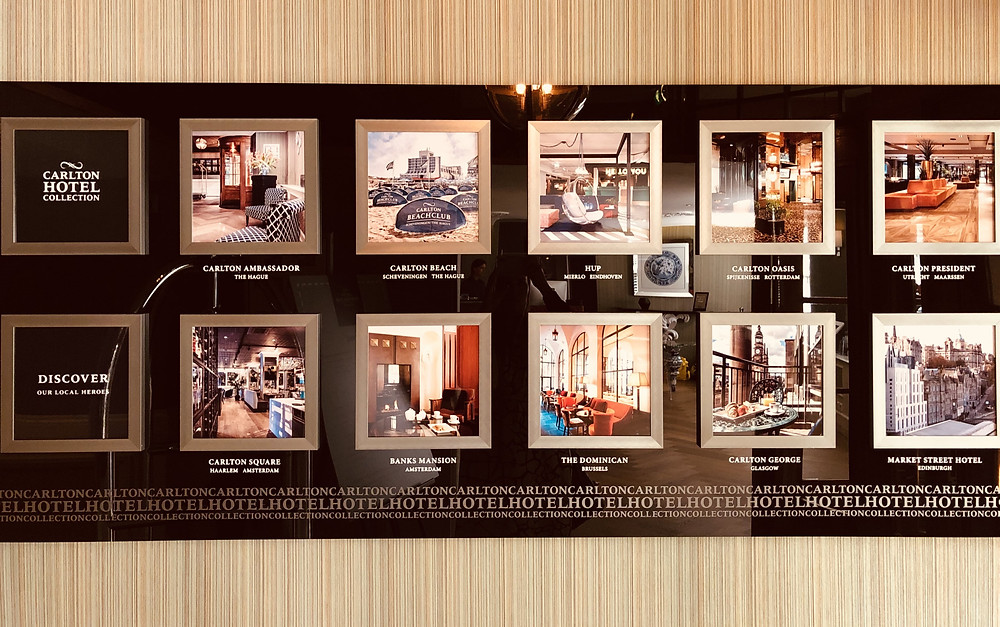 The full Carlton Hotel Collection