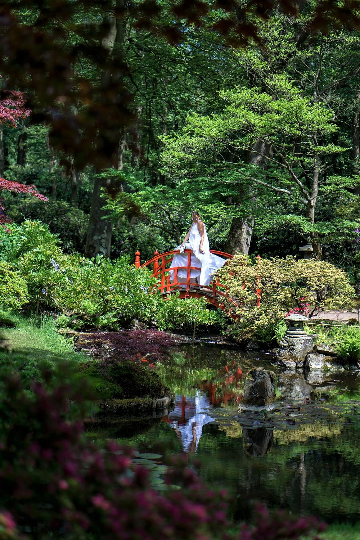 Japanse Tuin Clingendael The Hague - the Netherlands