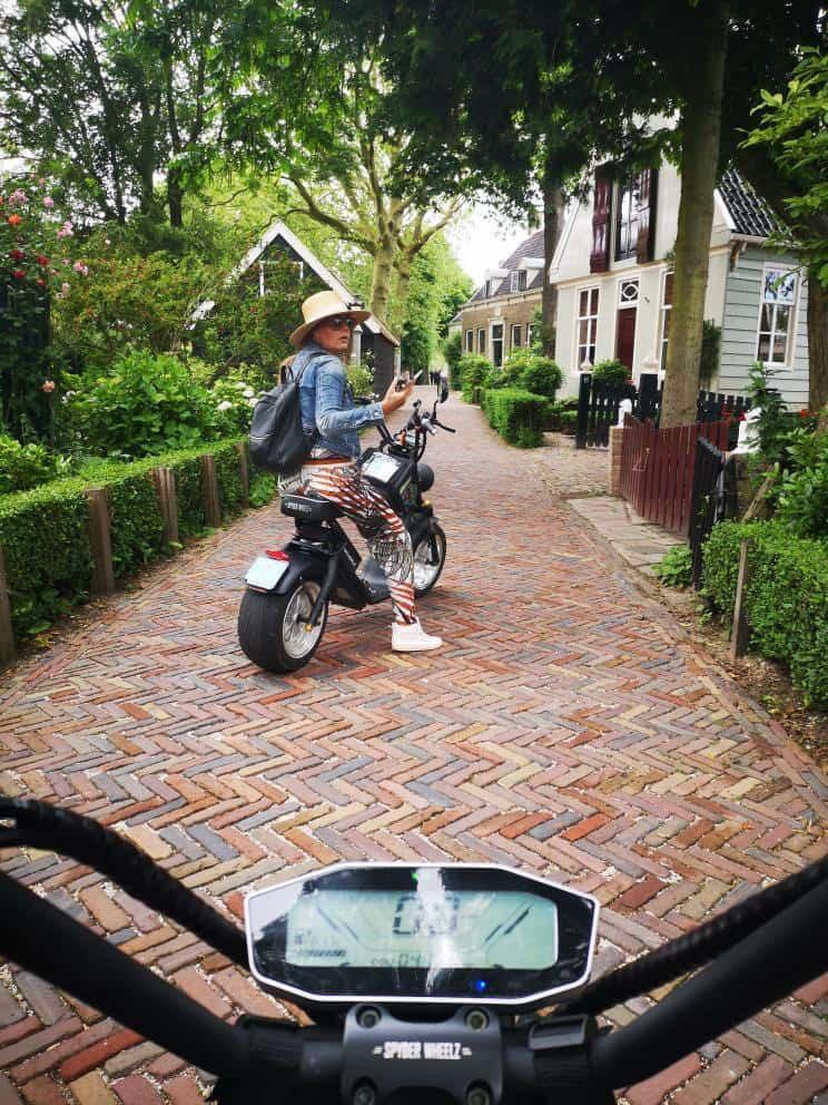 Broek in Waterland with Volendam Rent & Event - Laag Holland the Netherlands
