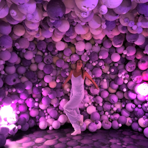 Most Instagram-mable museum of the Netherlands - Moco Museum Amsterdam
