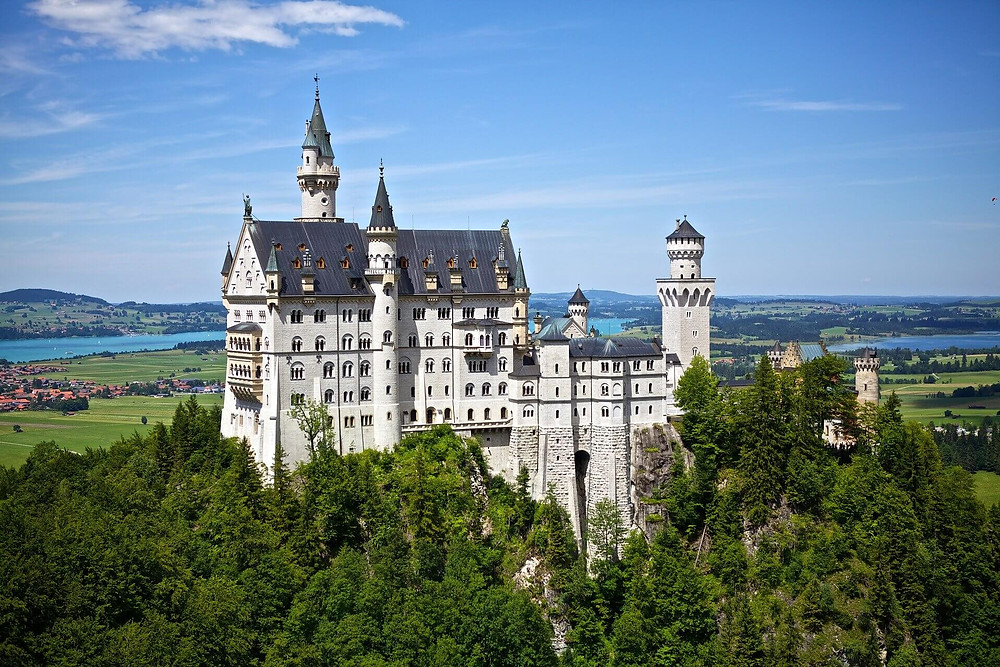 Neuswannstein Germany