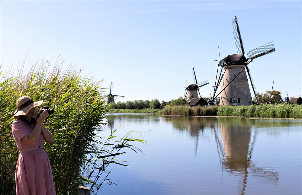 Kinderdijk the Netherlands