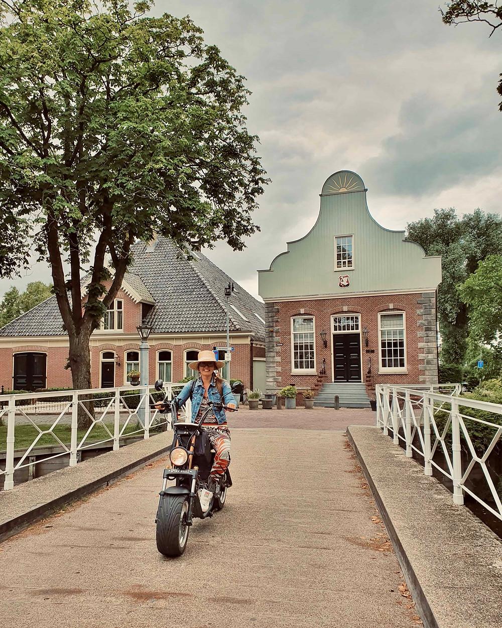 Broek in Waterland The Netherlands