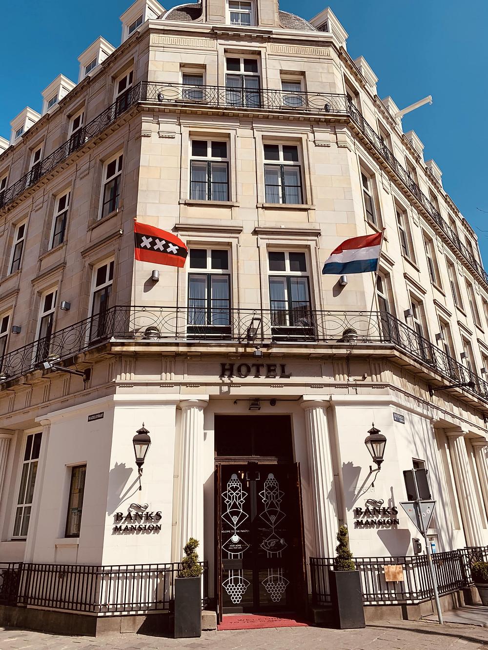 Banks Mansion Carlton Hotel Amsterdam - The Netherlands