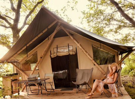 Nature glamping staycation Overijssel – The Netherlands