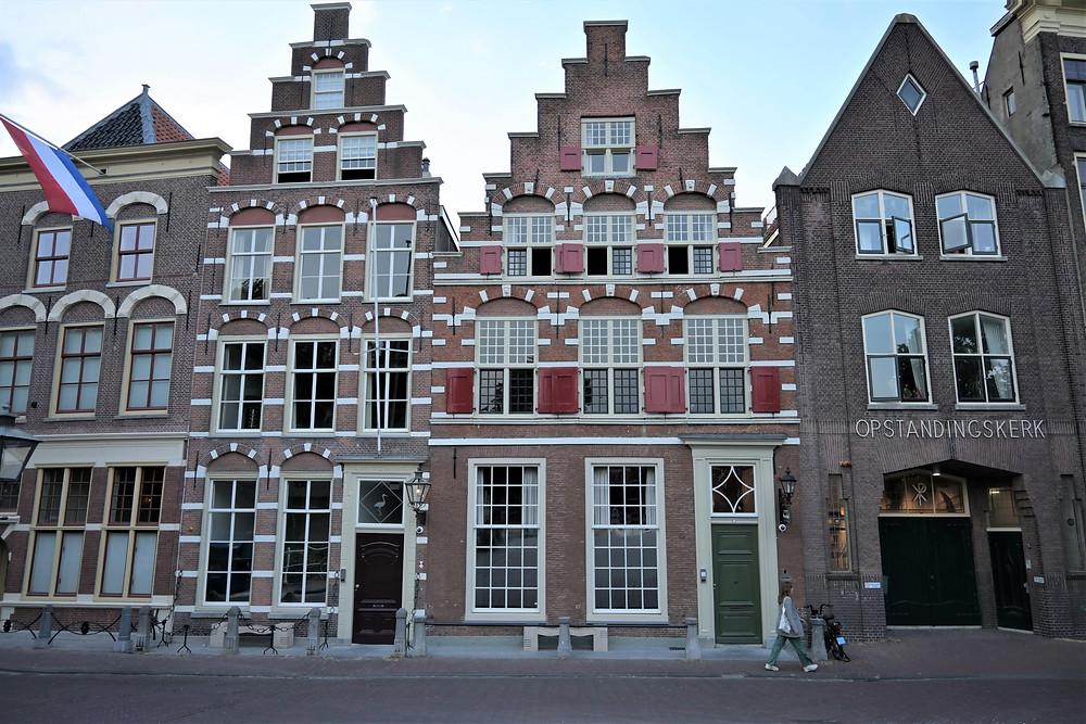 Leiden SteenhofSuites Netherlands staycation