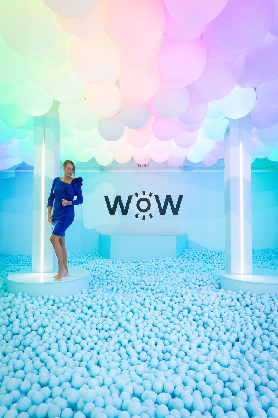 WONDR Experience - new Instagram-mable photo hotspot in Amsterdam