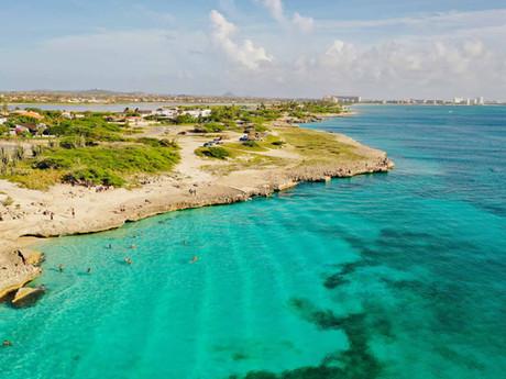 Exploring Aruba like a local - road trips, pool villa stay & top 11 beaches