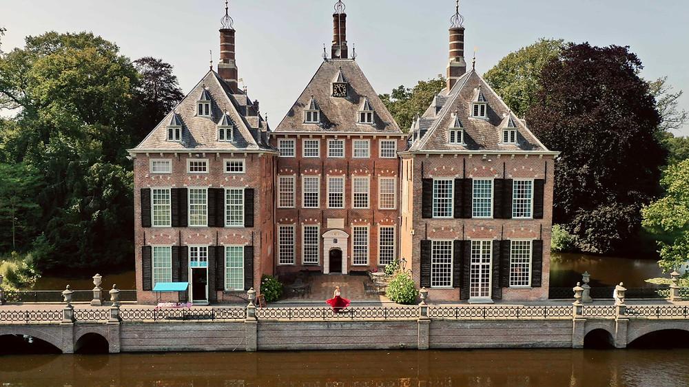Duivenvoorde Castle Voorschoten - The Netherlands