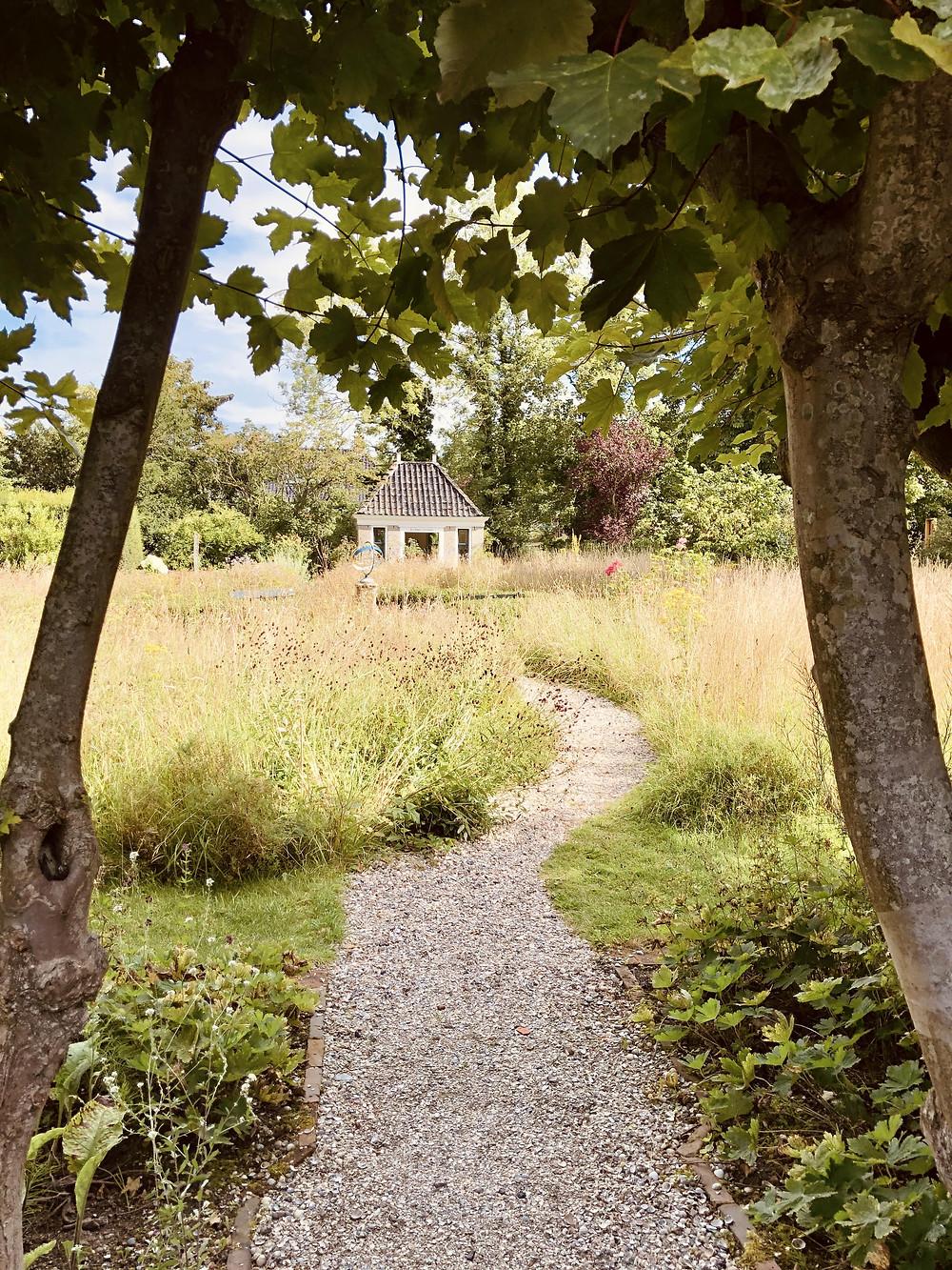 Botanical Garden Domies Toen Pieterburen-Groningen province