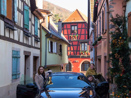 The ultimate pre-Christmas road trip France - Alsace Xmas markets