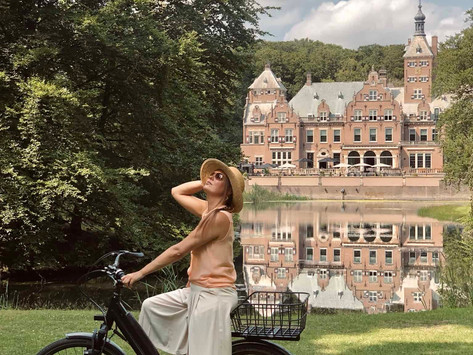Classy castle hotel in nature near Amsterdam - The Netherlands