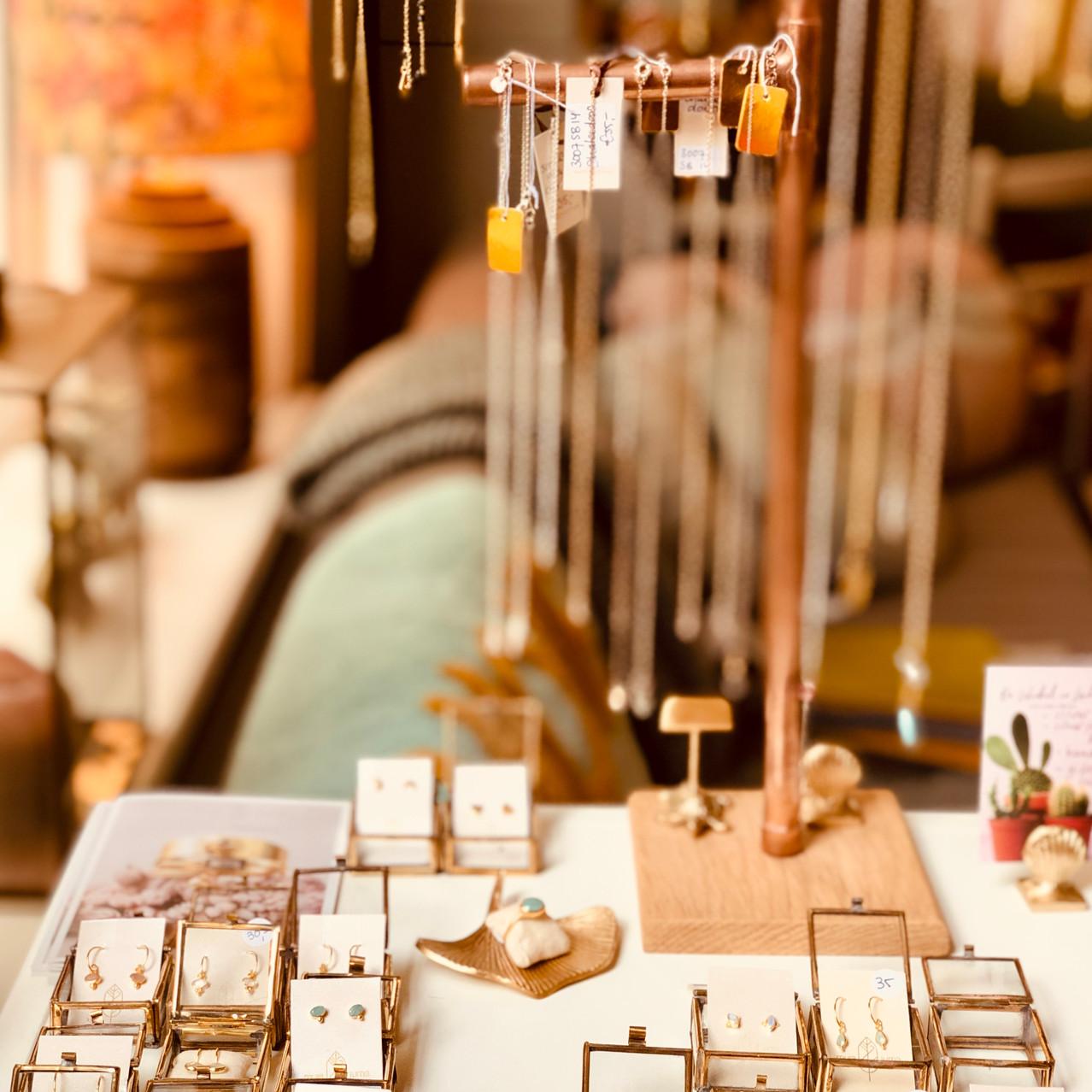 De Winkel in Leiden jewelry Netherlands