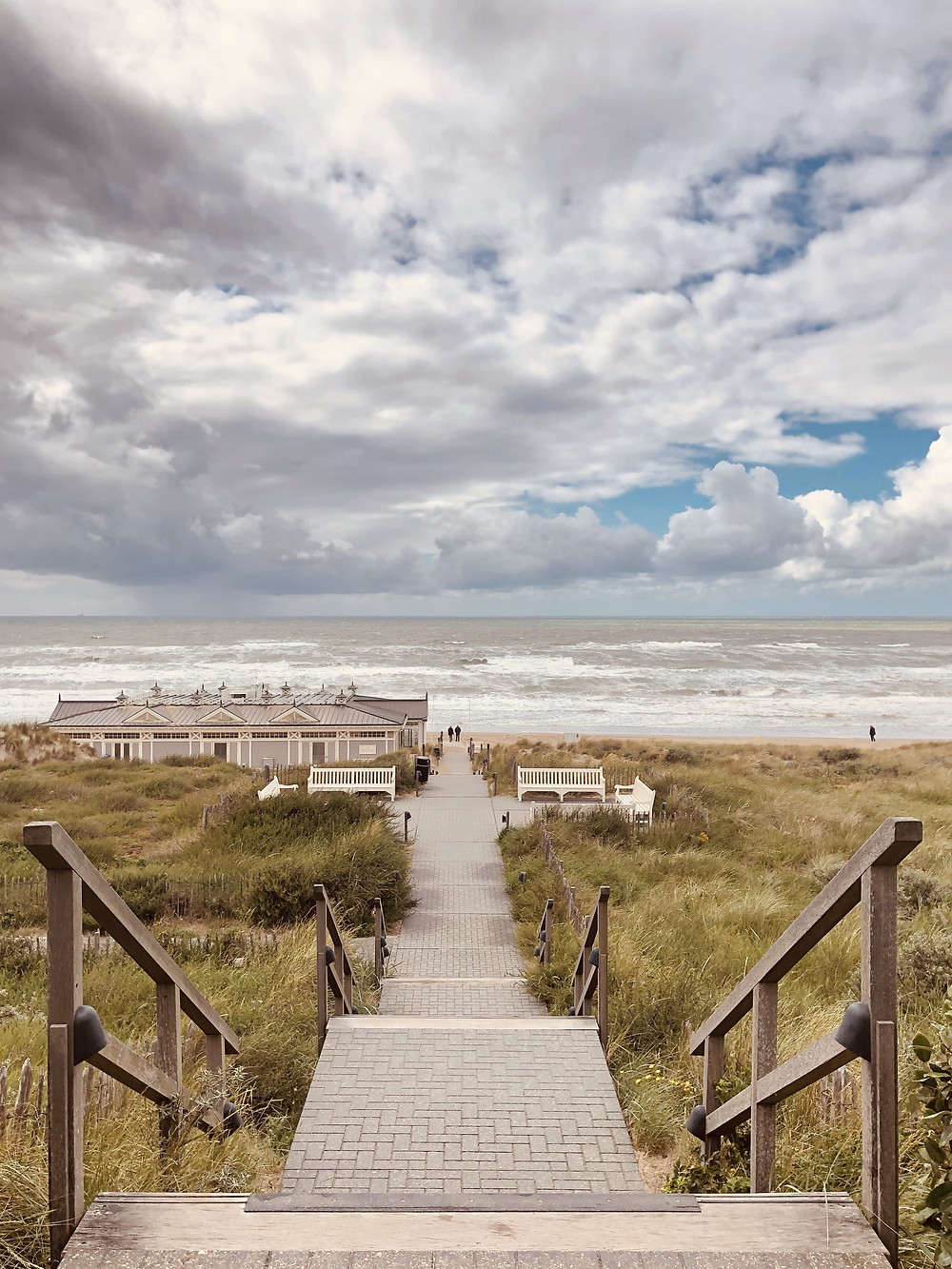 Breakers Beach House - dunes of Noordwijk, Netherlands