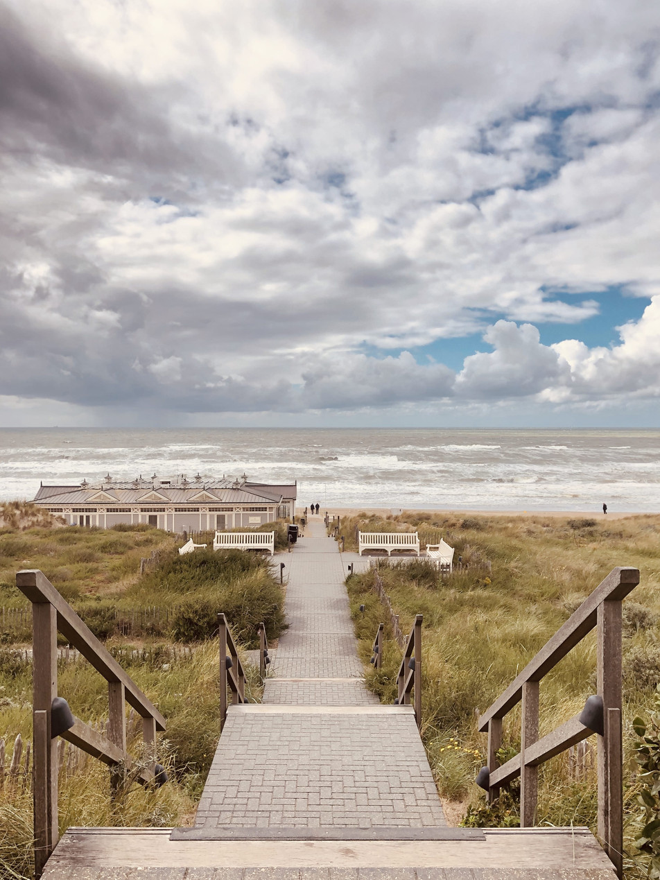 Exploring the lesser-known beaches of the Netherlands