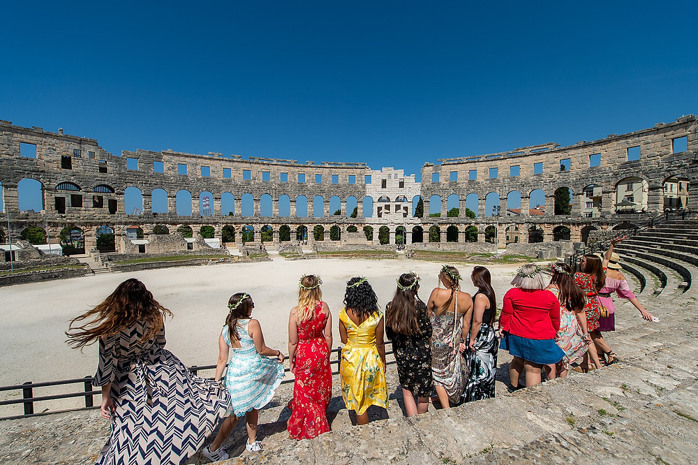 Photoshoot in Pula Arena-Istria-Croatia (5)