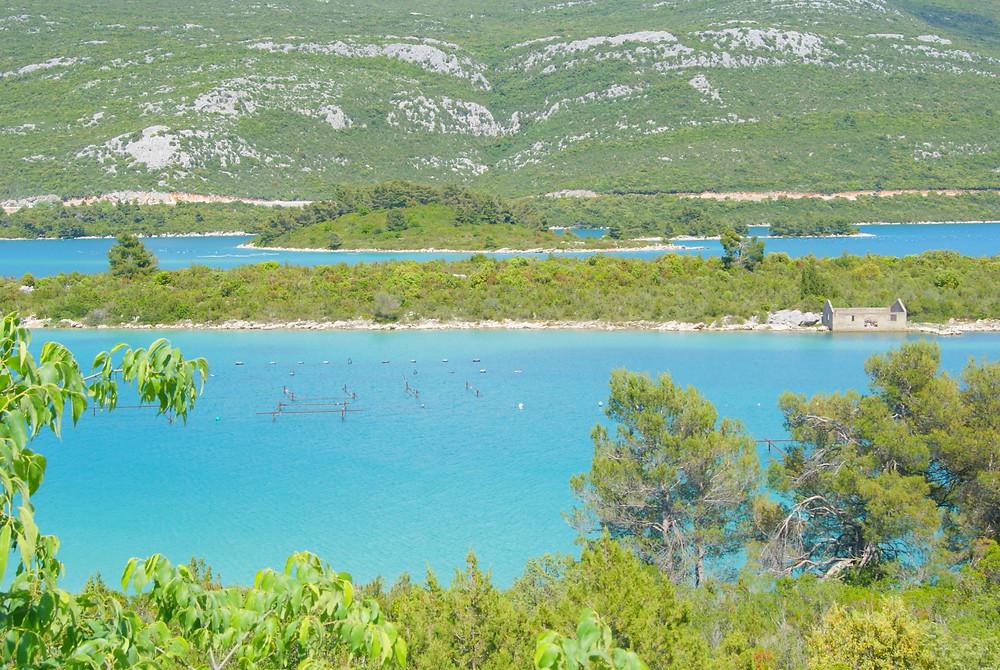 Ploce lakes Croatia