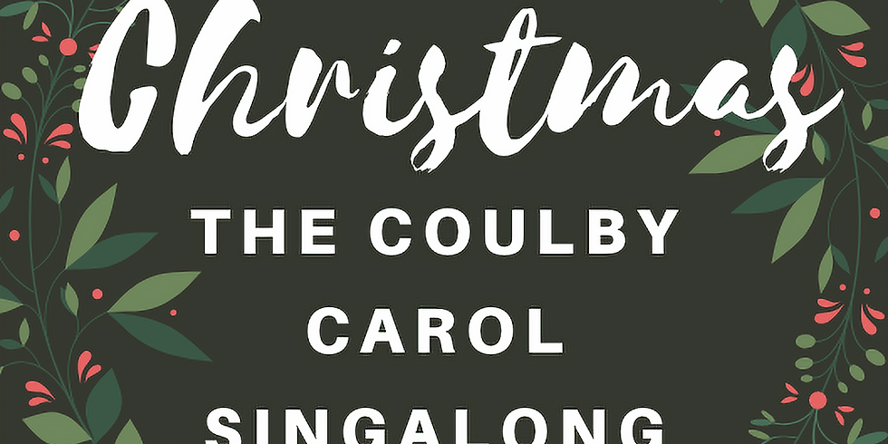 Coulby Carol Sing-Along