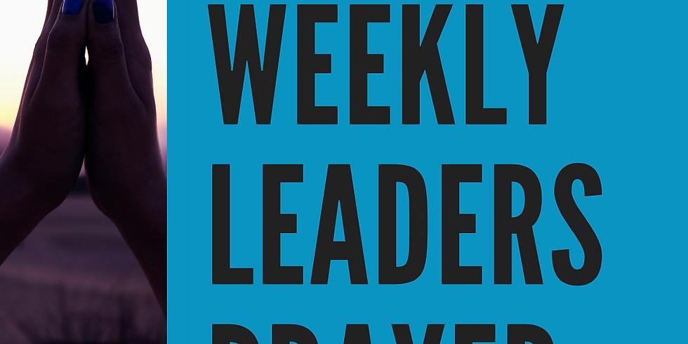 Middlesbrough Leaders Weekly Prayer