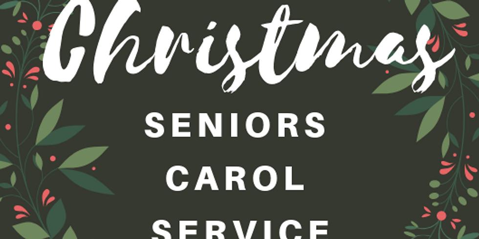 Seniors Carol Service