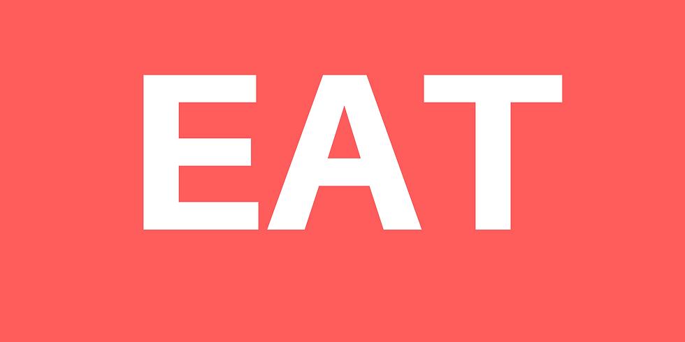 EAT - Hosted by Sarah Stevens
