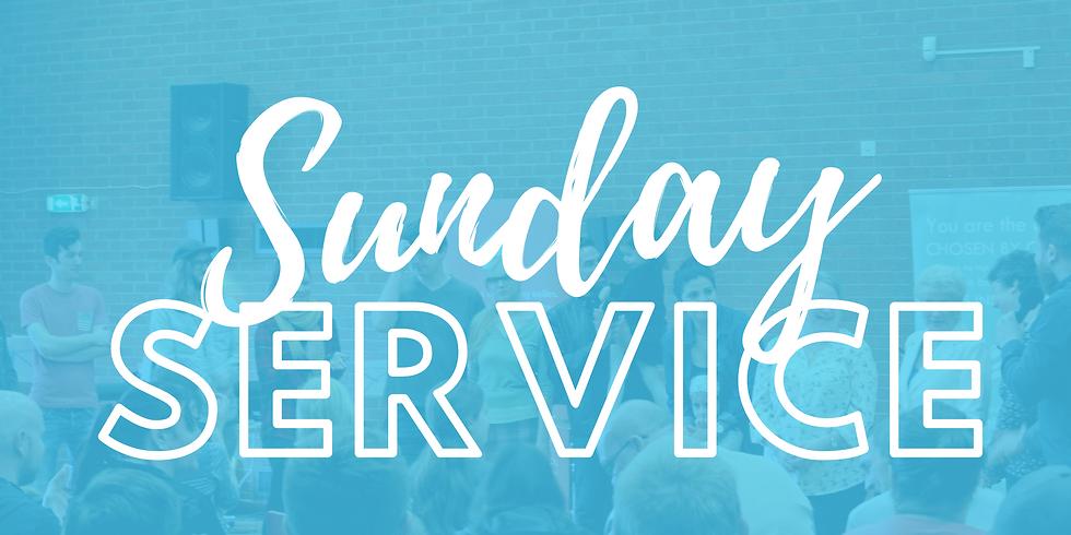 Sunday Service (20th June)
