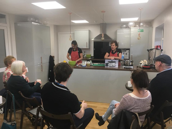 Cooking on a budget course