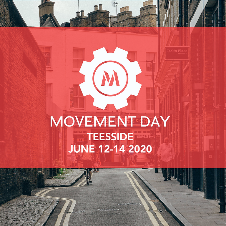 Movement Day Teesside