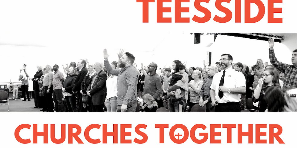 Teesside Churches Gather Together