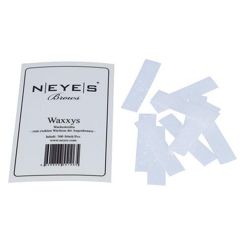 Waxxys | Бумажные полоски для воска