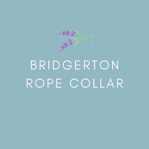 Bridgerton Rope Collar