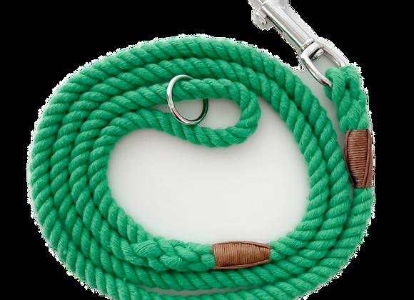 Pistachio Rope Lead