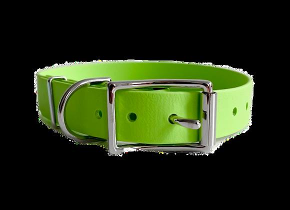 Pistachio Biothane collar