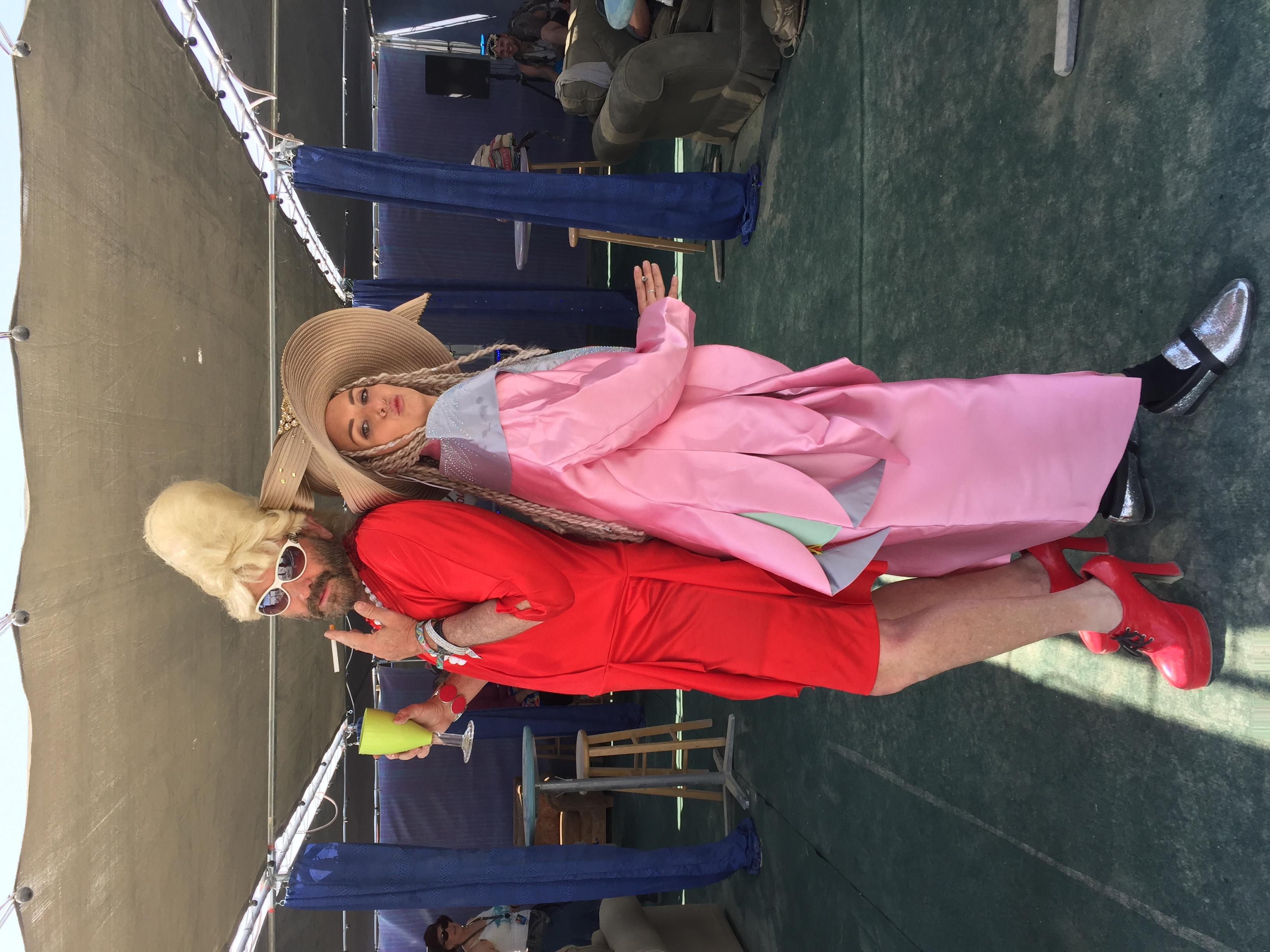 Patsy and Patsy 2018