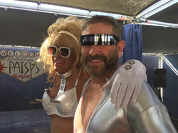 Roscoe with FemBot 2018