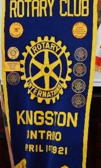 ROTARY BEGINS in KINGSTON