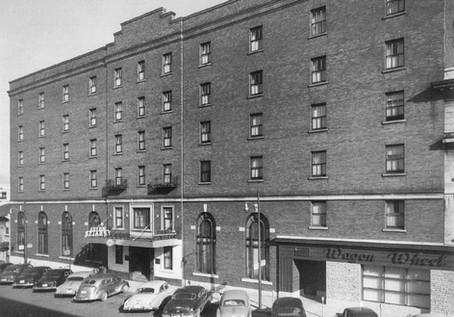 1960s Hotel LaSalle photoCharles KgnCons