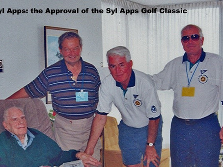 SYL APPS CELEBRITY GOLF CLASSIC