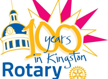 CELEBRATING ROTARY'S CENTENNIAL IN KINGSTON