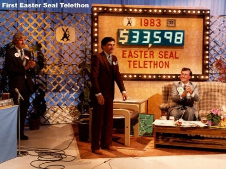 EASTER SEALS TELETHON