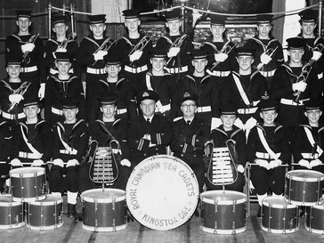 THE ROTARY SEA CADET CORPS DURING WW2
