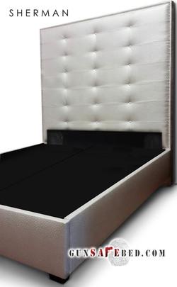 The Sherman Gunsafe Bed