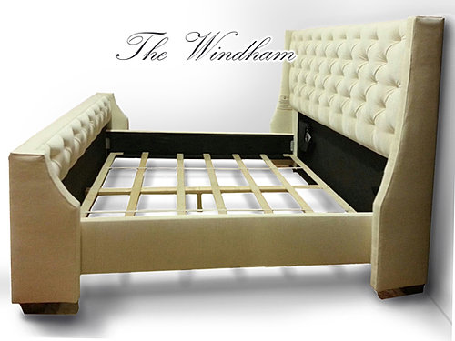 the windham bed - Custom Bed Frames