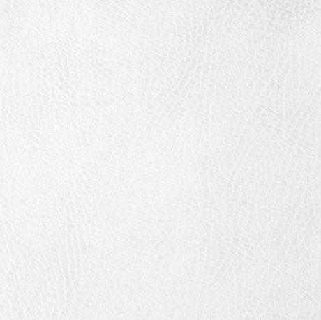 Leather Arctic White