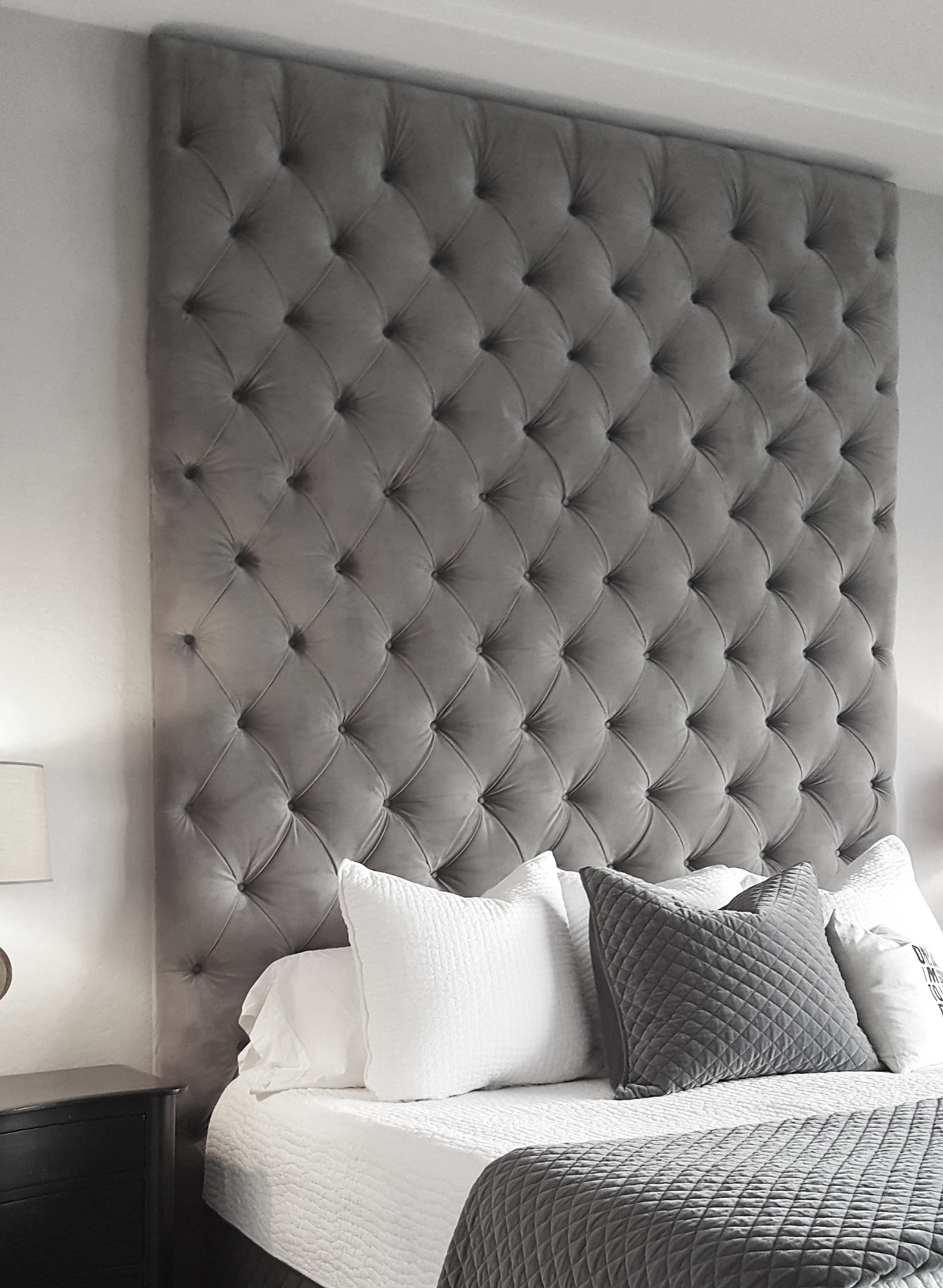 Upholstered Wall Panels Custom Beds And Headboards