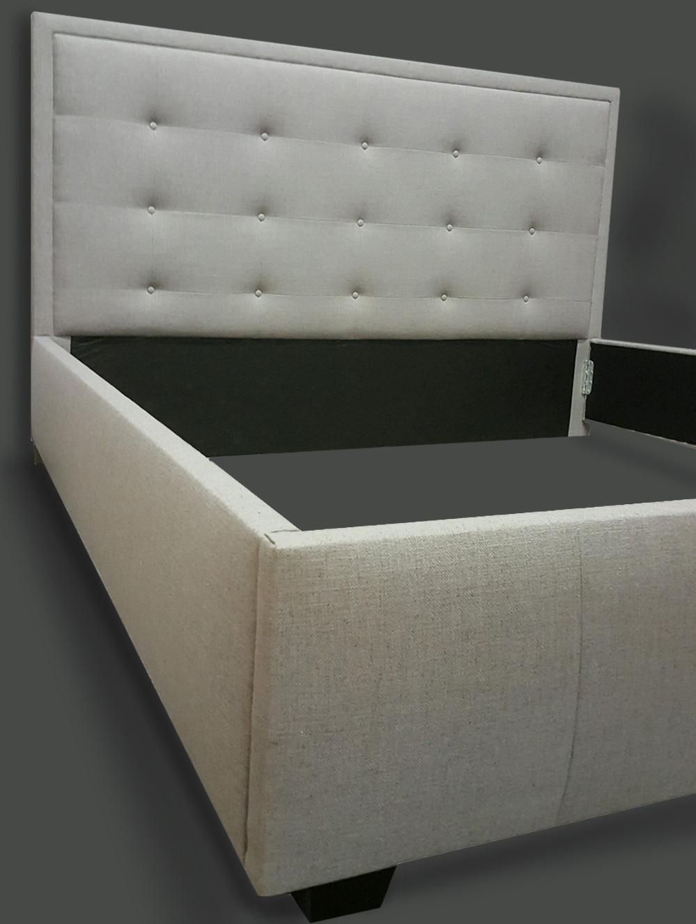 Adjustable Mattress Foundation Bed Frame